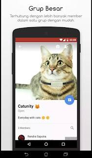 Messenger Catfiz, Wadah Tepat untuk Pembelajaran Online