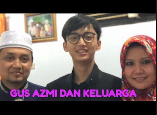 Lirik MALAIKATKU UMMI Gus Azmi Syubbanul Muslimin