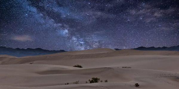 Pemandangan Malam Hari Penuh Bintang Terindah Di Dunia