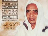 Imam Syafi'i: Kenakanlah Pakaian yang Bagus, jangan yang Kusam