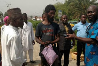 Madman Caught With N100m Cheque In Kwara