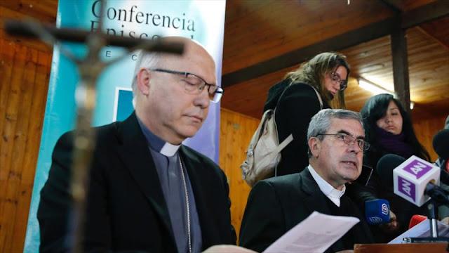 Iglesia católica chilena publica lista de 42 abusadores sexuales