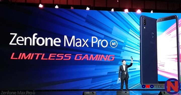 Launching Zenfone Max Pro M1