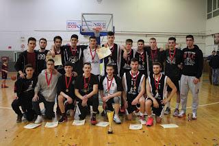 ΣΦΚ Πιερικός Αρχέλαος - ΠΟ Νέων Μουδανιών 58-35