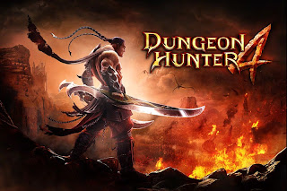 Dungeon Hunter 4 v2.0.0f MOD APK+DATA Update