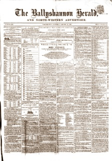 County Donegal's first newspaper