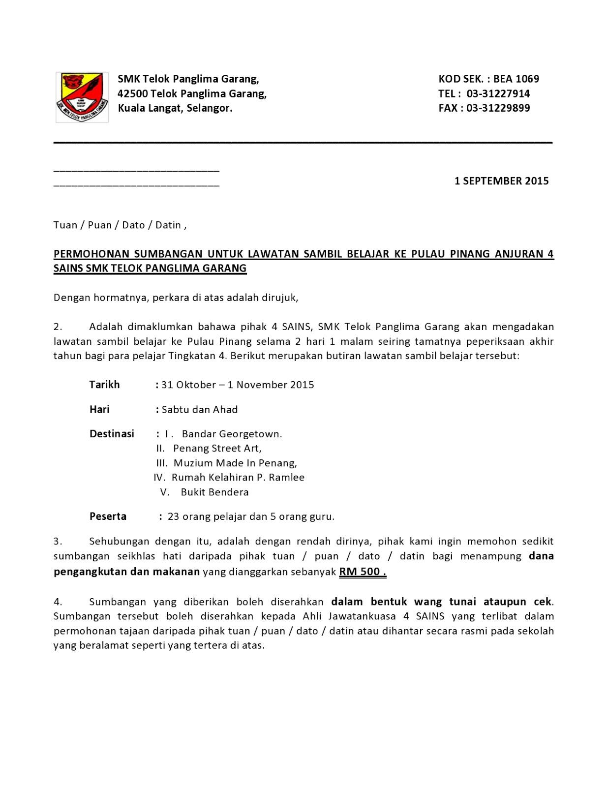 Contoh surat rasmi rayuan kepada lhdn contoh surat rasmi rayuan.