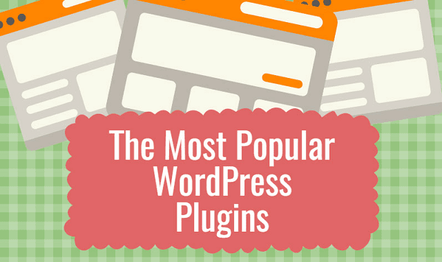 The Most Popular WordPress Plugins