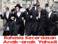 Rahasia Kecerdasan Anak-anak Yahudi