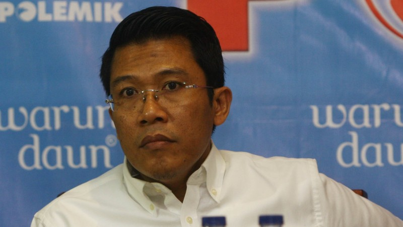 Anggota Pansus Hak Angket KPK, M Misbakhun