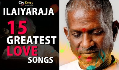 15 Greatest Love Songs of Ilaiyaraaja | Video Jukebox
