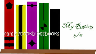 tammycookblogsbooks book rating 4/5