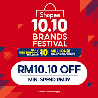 Join Shopee 10.10 Sale!