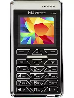 MJ Phone M 200 MT6261 Flash File Free Download