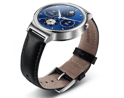 Spesifikasi Jam Tangan Huawei Watch W1 Terbaru 2016