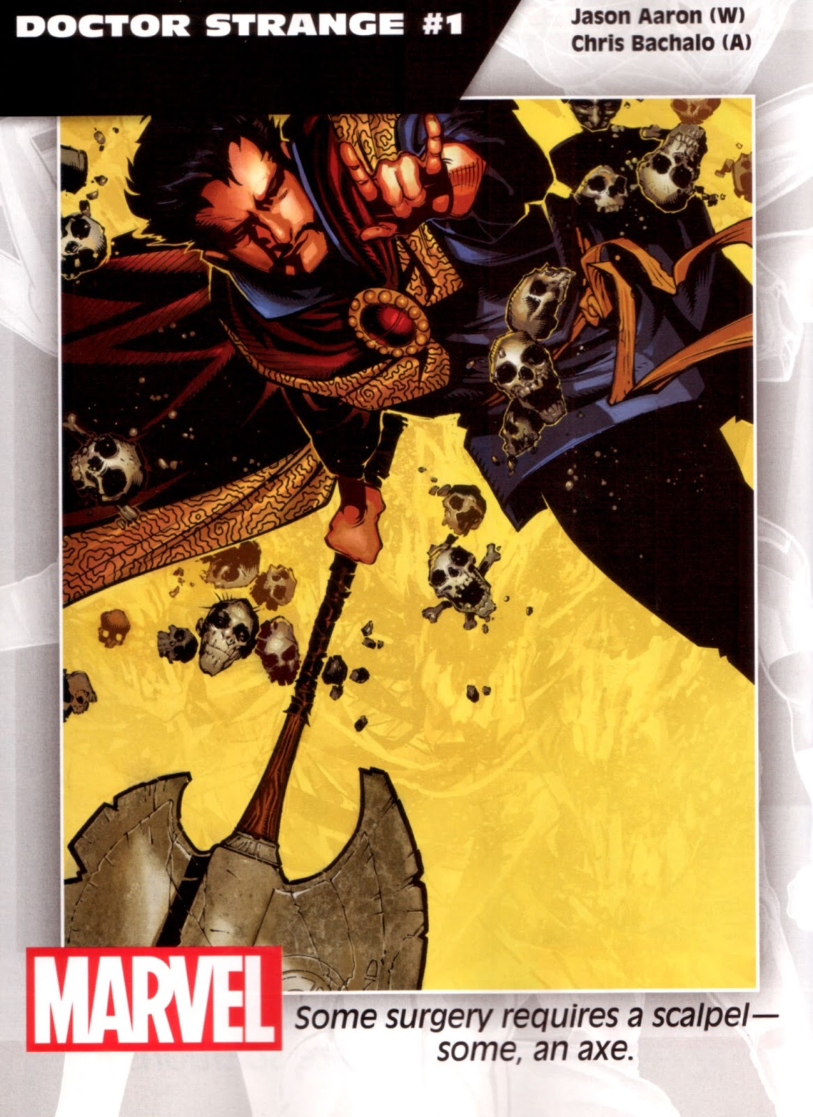 Slay Monstrobot Of The Deep This Is Why Doctor Strange