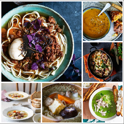 soups recipe ramen garbure green soup chanko nabe beans sweet potato chickpea