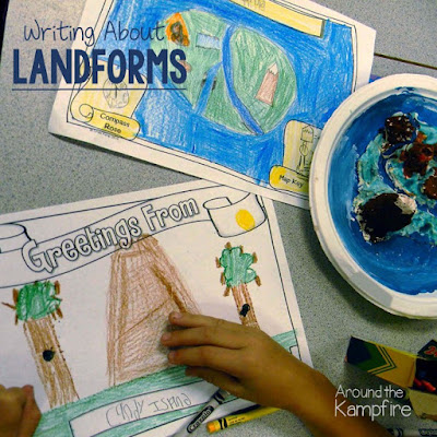 Writing About Landforms
