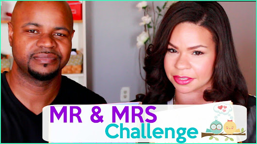 MR & MRS CHALLENGE | GET TO KNOW THE HUBBY