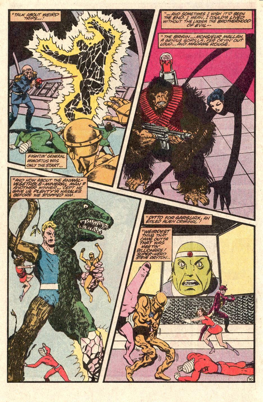 Read online Secret Origins (1986) comic -  Issue # _Annual 1 - 17