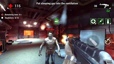 لعبة Unkilled للأندرويد, لعبة Unkilled مدفوعة للأندرويد, لعبة Unkilled مهكرة للأندرويد