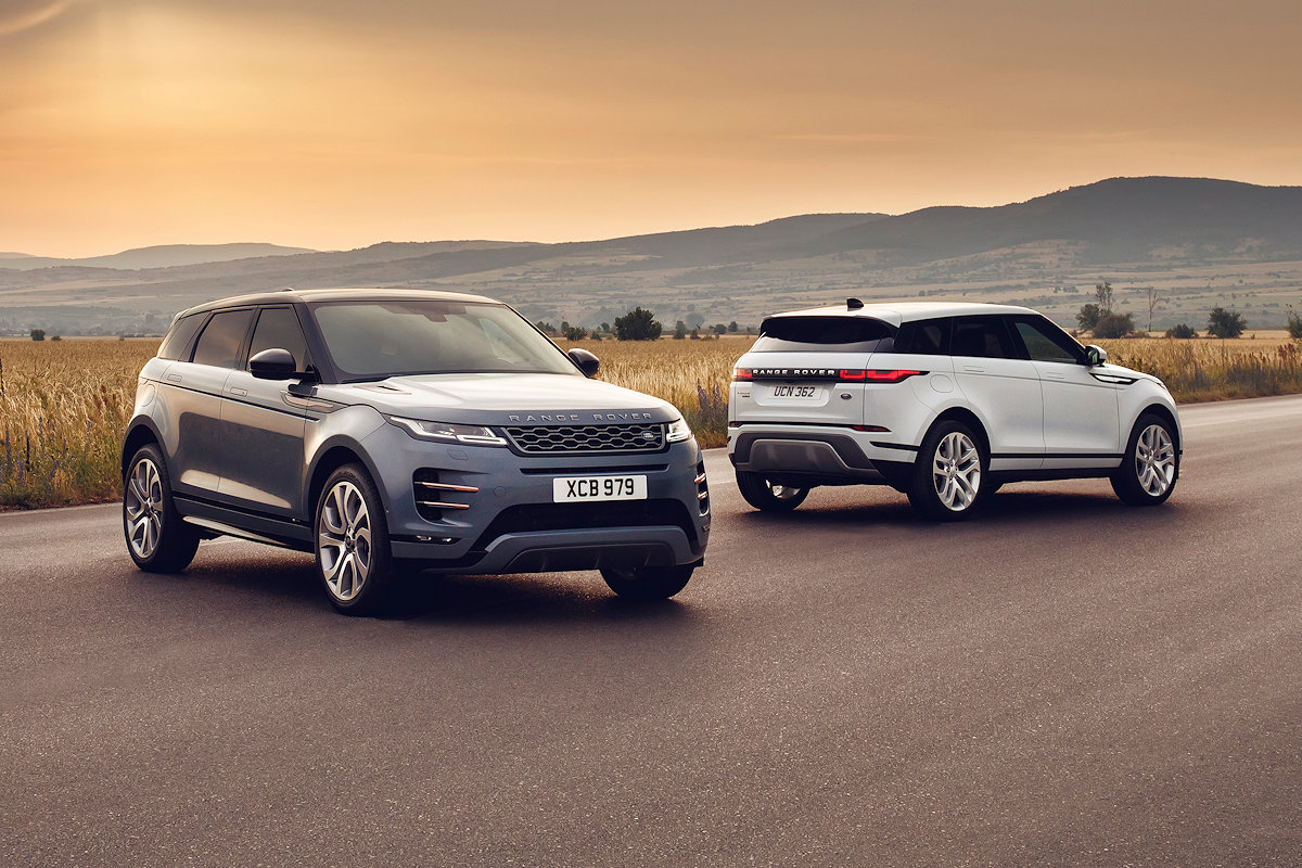 2020 Land Rover Discovery Is Built On The New Architecture >> The 2020 Range Rover Evoque is the Safest Land Rover and ...