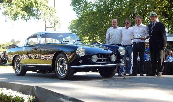 Ferrari 250 Gran Turismo Boano