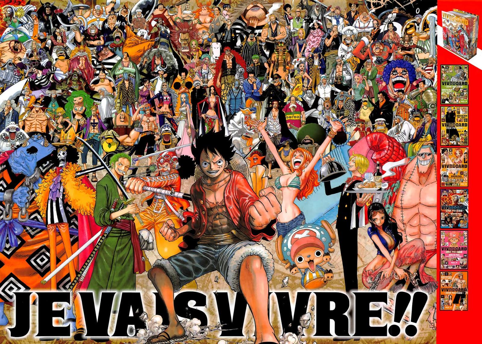 خلفيات أنمي ون بيس One Piece