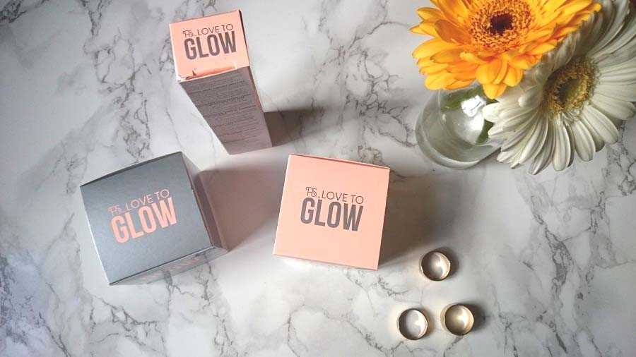 PS Love to Glow Facemask vs Glamglow, review, beauty blog, Irish blog, UK blog
