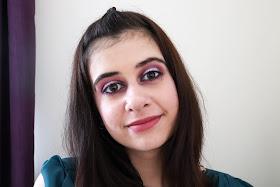 final makeup look
