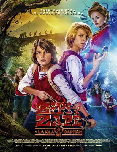 Ver Zipi y Zape y la isla del capitán (2016) Online