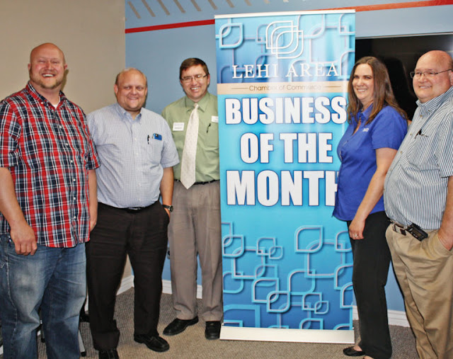 McNeil Printing - June 2016 Business of the Month