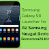 Download and Install Samsung Galaxy S8 Launcher for All TouchWiz phones