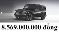 Đánh giá xe Mercedes G500