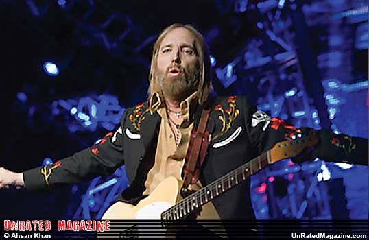 Thomas Earl Petty (October 20, 1950 – October 2, 2017)
