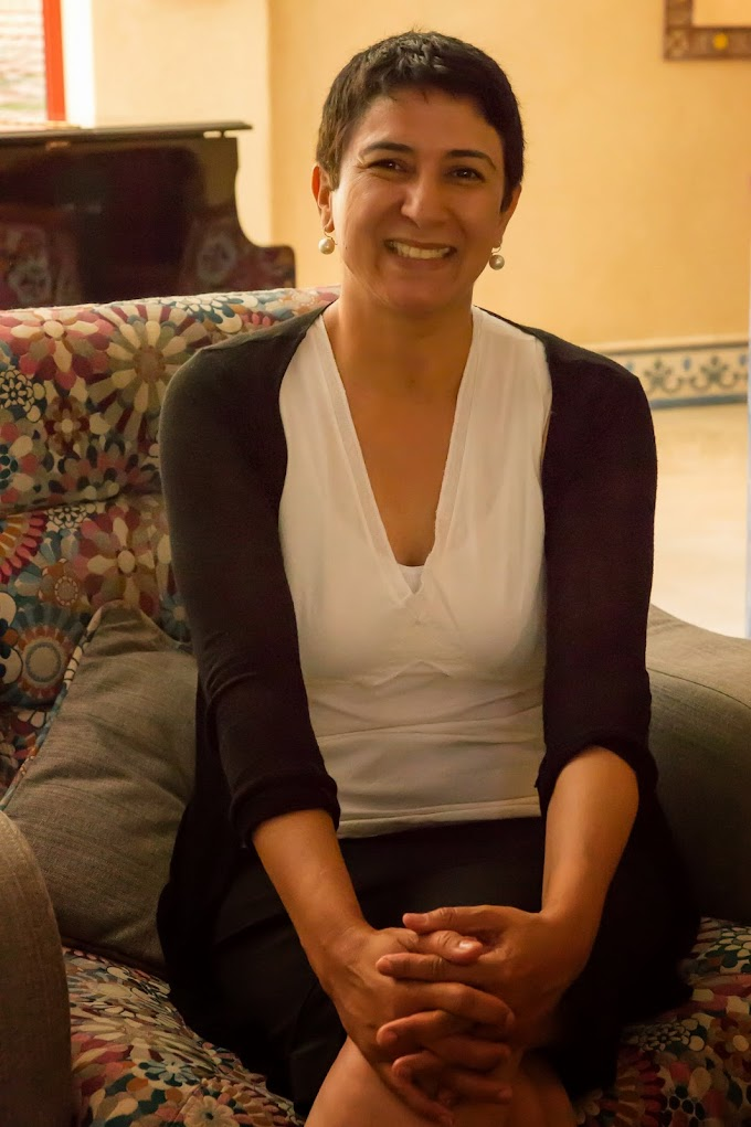 Jamila Hassoune, the Librarian of Marrakesh, announces a new Book Caravan