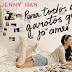 RESENHA: Para todos os garotos que já amei - Jenny Han | Clube do Livro