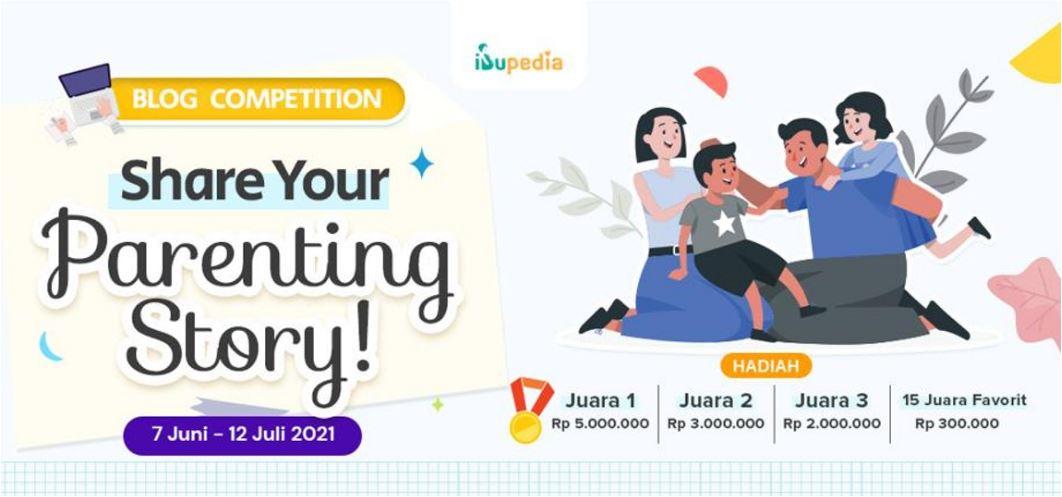 Blog Competition Ibupedia
