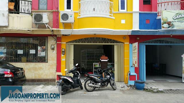 Ruko dijual murah di Malang