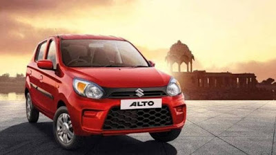 Maruti Suzuki Alto 800 Facelift Launch