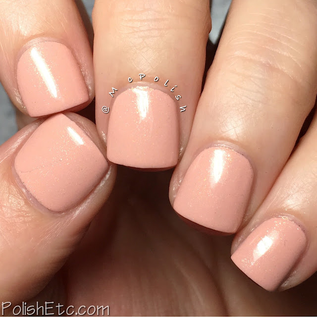 Takko Lacuqer - Rose Quartz - McPolish