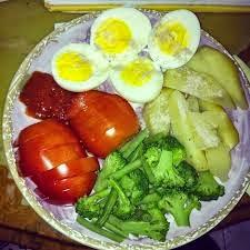 Menu Makan Diet Mayo