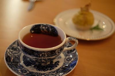 鳥取の喫茶・カフェ カルマ食堂(suncl)有機紅茶