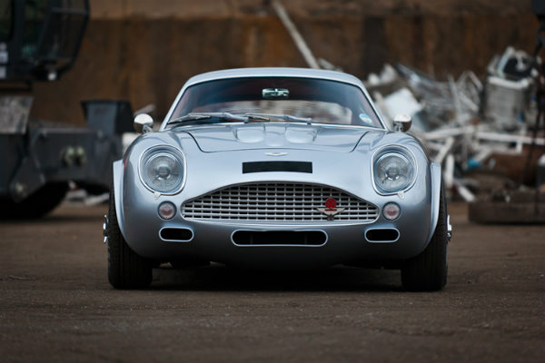 Aston Martin Db7 To Db4 Zagato Conversion Spicytec