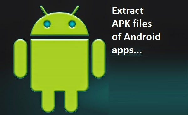 Extract_apk_android