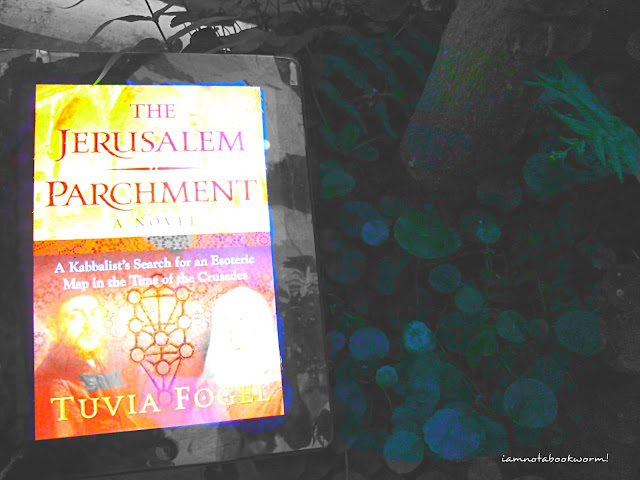 The Jerusalem Parchment by Tuvia Fogel | A Book Review by iamnotabookworm!