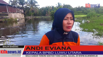 Klik Video Banjir Makin Meluas Di Luwu Utara
