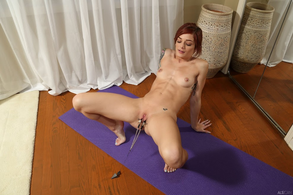 [Beauty] Roxy Ryder - Fit and Flexible