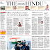 The Hindu News epaper 20th Jan 2018 Download PDF Online