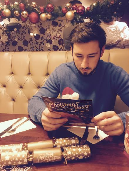 BLOGMAS // A TYPCIAL CHRISTMAS DINNER @ TOBY CARVERY